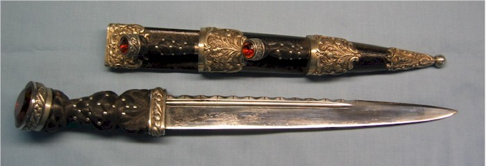 Antique Dirk from the Victorian Era