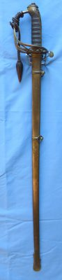 Antique Victorian Officers Sword