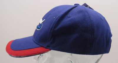 Blue Scotland Cap side