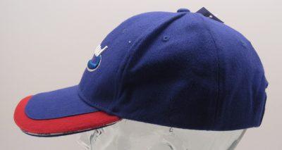 Blue Scotland Cap side
