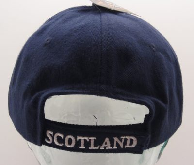 Blue St Andrews Cap back