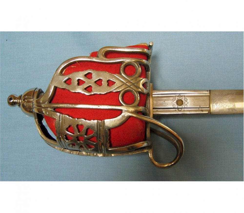 George V Basket Hilt of the Scots Fusiliers of Canada Feature Photo