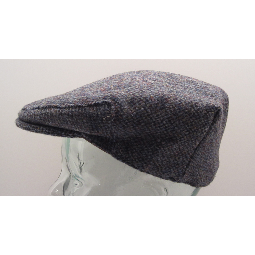 5b12065654d Harris Tweed Blue Cap - Scottish Sword   More