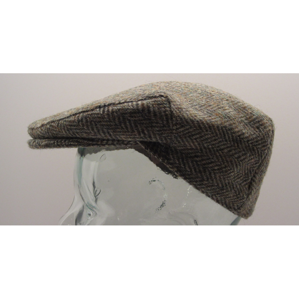 Harris Tweed Heather side