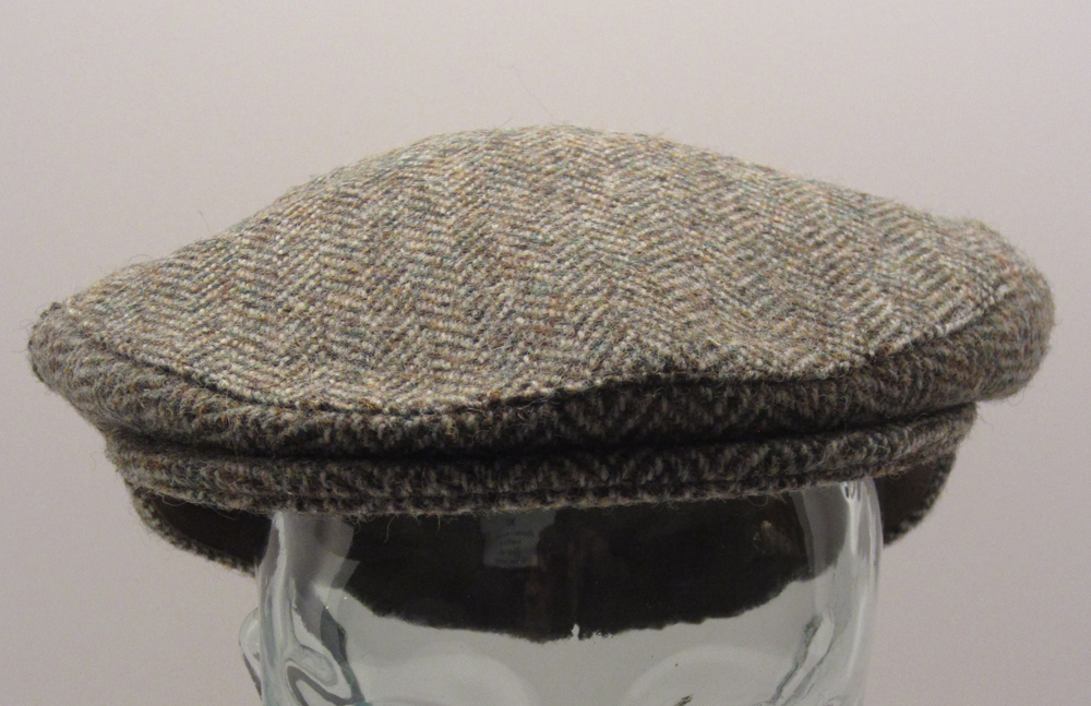 e88222ca873 Harris Tweed Heather Cap - Scottish Sword   More