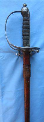 Infantry Officer Dress Sword