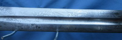 Scottish Basket Hilt Sword 1790 Basket Hilt Blade
