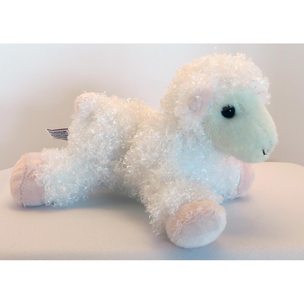 Lamb Stuffed Animal Scottish Sword More