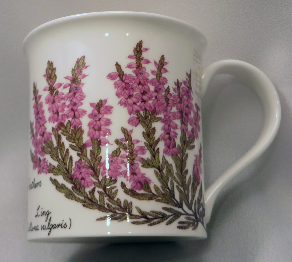 Dunoon Heather Mug front