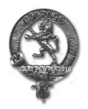 Cumming (of Altyre) Clan Crest Badge