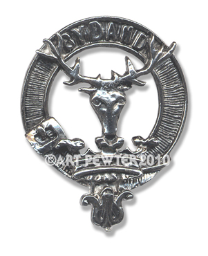Gordon Clan Crest Badge
