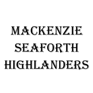 MacKenzie Seaforth Highlanders